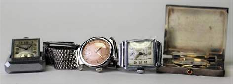 VINTAGE LOT OF COSTUME WATCHES