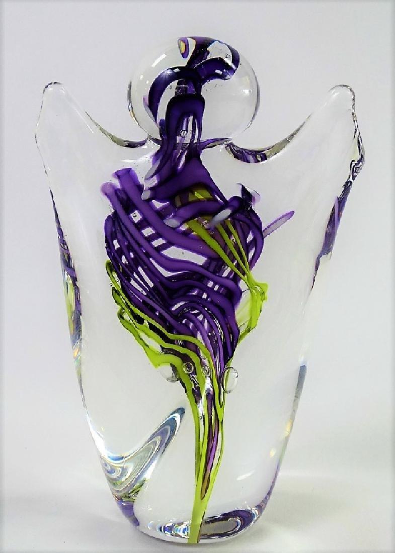 MODERN MURANO ITALY ART GLASS SCULPTURE