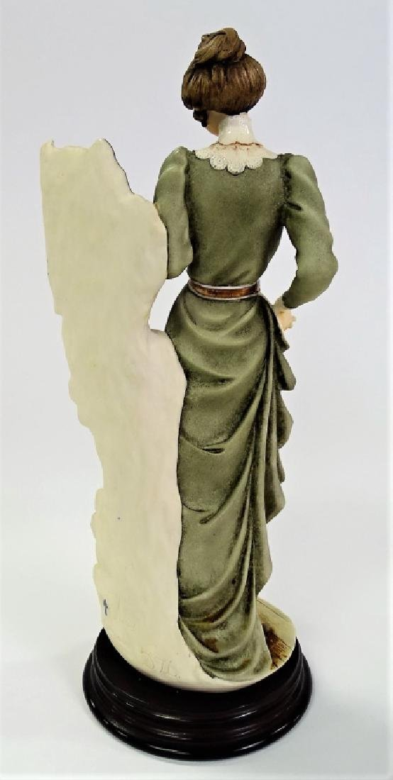 "GIUSEPPE ARMANI FLORENCE ""TEACHER"" CERAMIC FIGURE - 3"