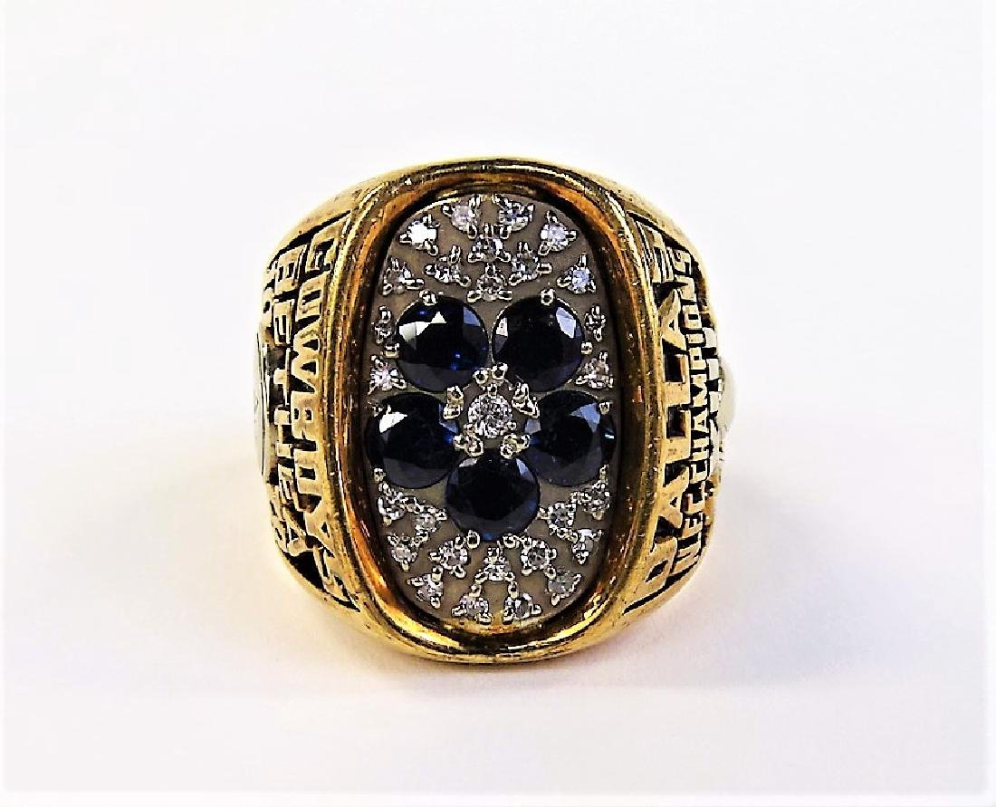 1978 LARRY BETHEA DALLAS COWBOY NFC CHAMPION RING - 2