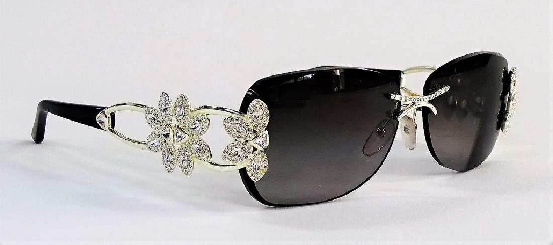 LADIES CAVIAR CHAMPAGNE SERIES SUNGLASSES