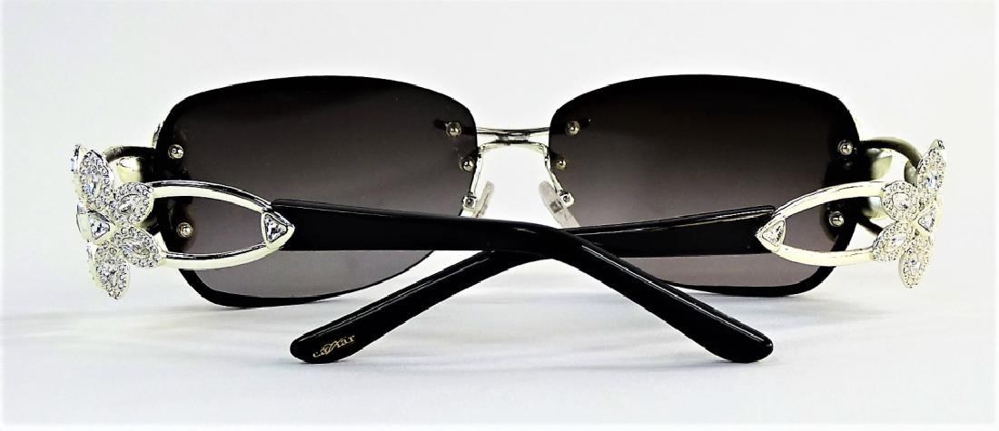 LADIES CAVIAR CHAMPAGNE SERIES SUNGLASSES - 5