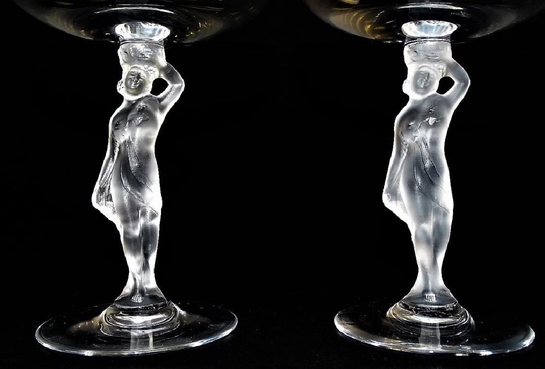 PR IGOR CARL FABERGE BACCHUS MARTINI GLASSES - 2