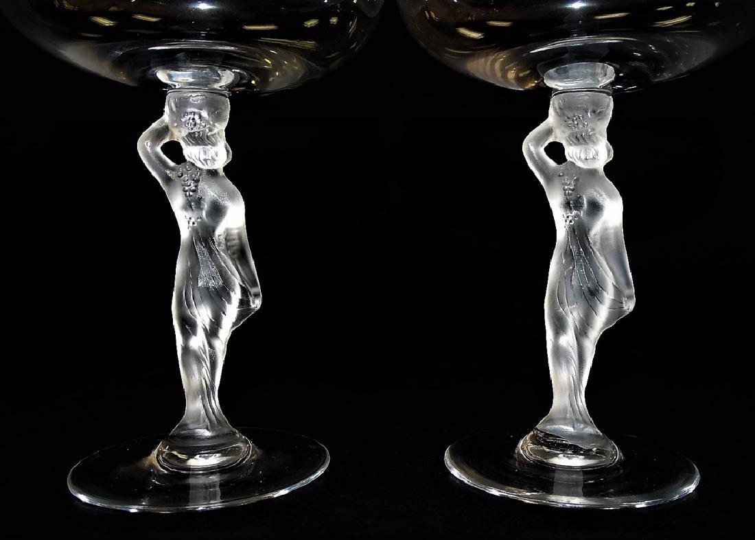 PR IGOR CARL FABERGE BACCHUS MARTINI GLASSES - 3