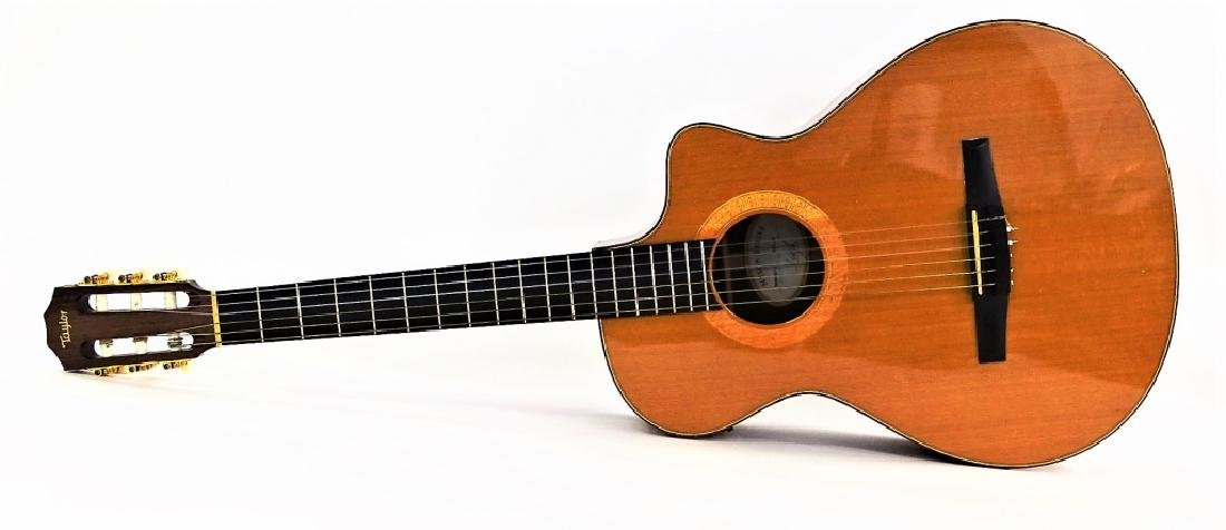 TAYLOR NS72CE CLASSICAL ACOUSTIC ELECTRIC GUITAR - 2