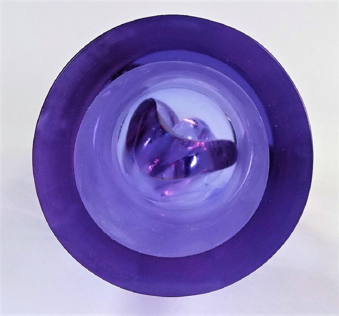 MAZZUCCATO VETRERIA ARTISTICA ART GLASS SCULPTURE - 5