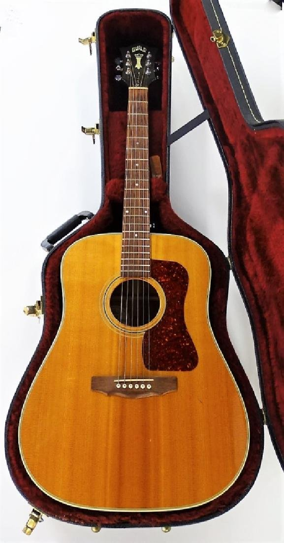 GUILD D40 ACOUSTIC RICHIE HAVENS SERIES GUITAR