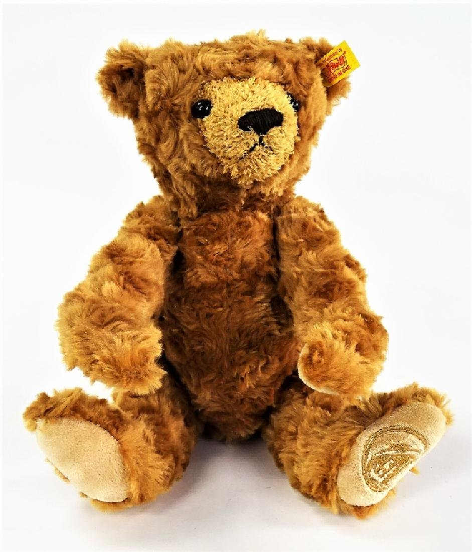 HANDMADE STEIFF HUDSON TEDDY BEAR PLUSH DOLL
