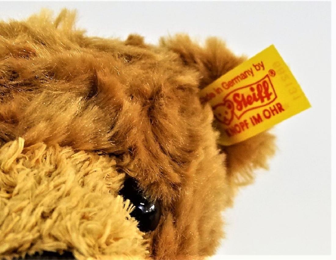 HANDMADE STEIFF HUDSON TEDDY BEAR PLUSH DOLL - 2