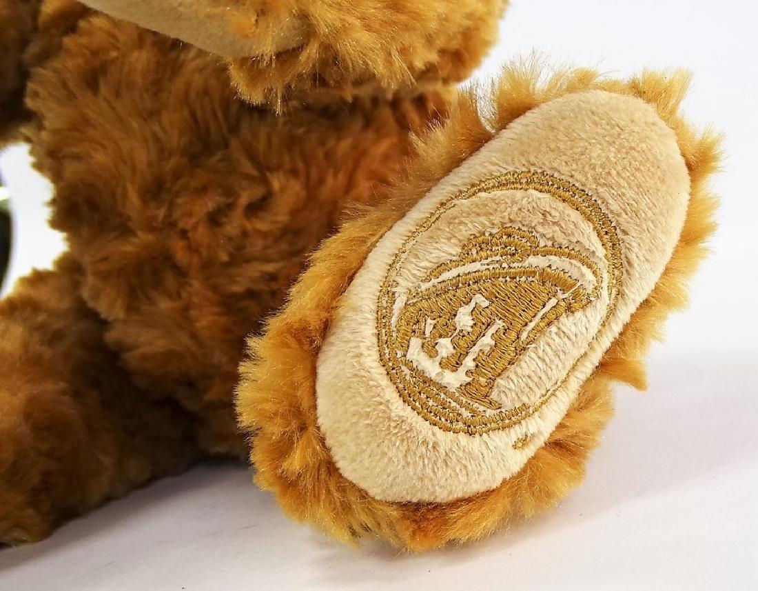 HANDMADE STEIFF HUDSON TEDDY BEAR PLUSH DOLL - 3