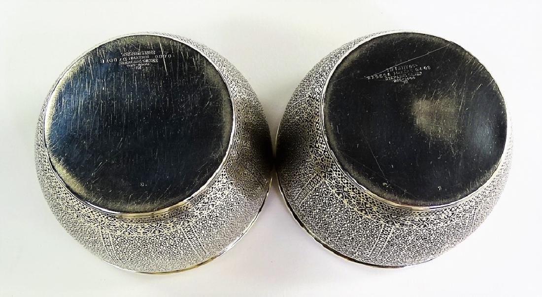 PR TIFFANY & CO. STERLING SILVER DRESSER JARS - 3