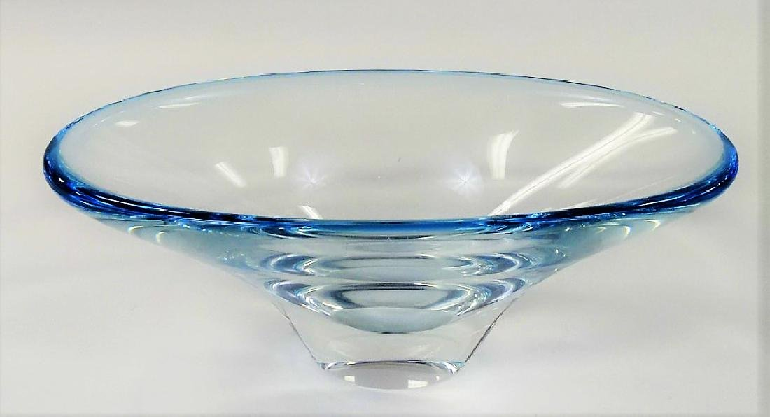EVOLUTION BY WATERFORD CRYSTAL BOWL