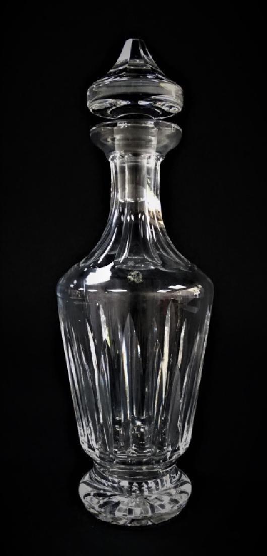 WATERFORD FINE FACET CUT CRYSTAL DECANTER