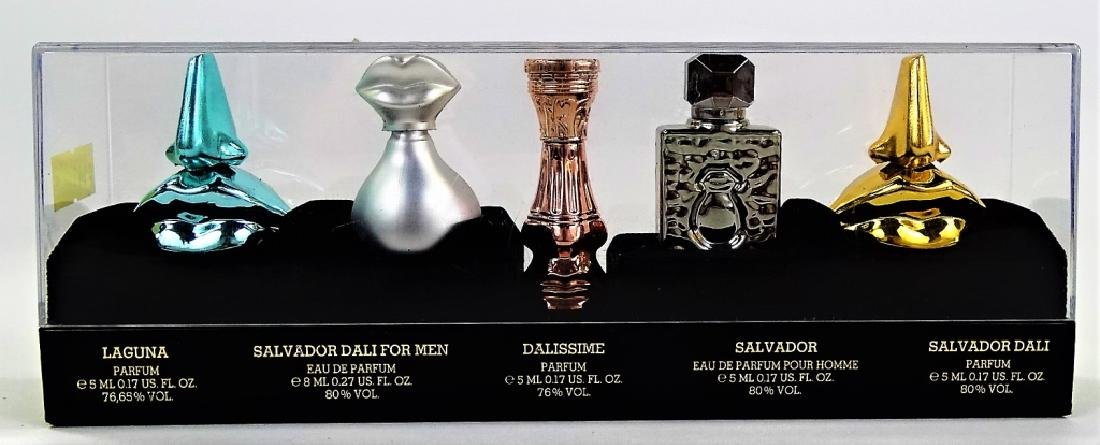 VTG SALVADOR DALI FOR MEN FRAGRANCE SET - 2
