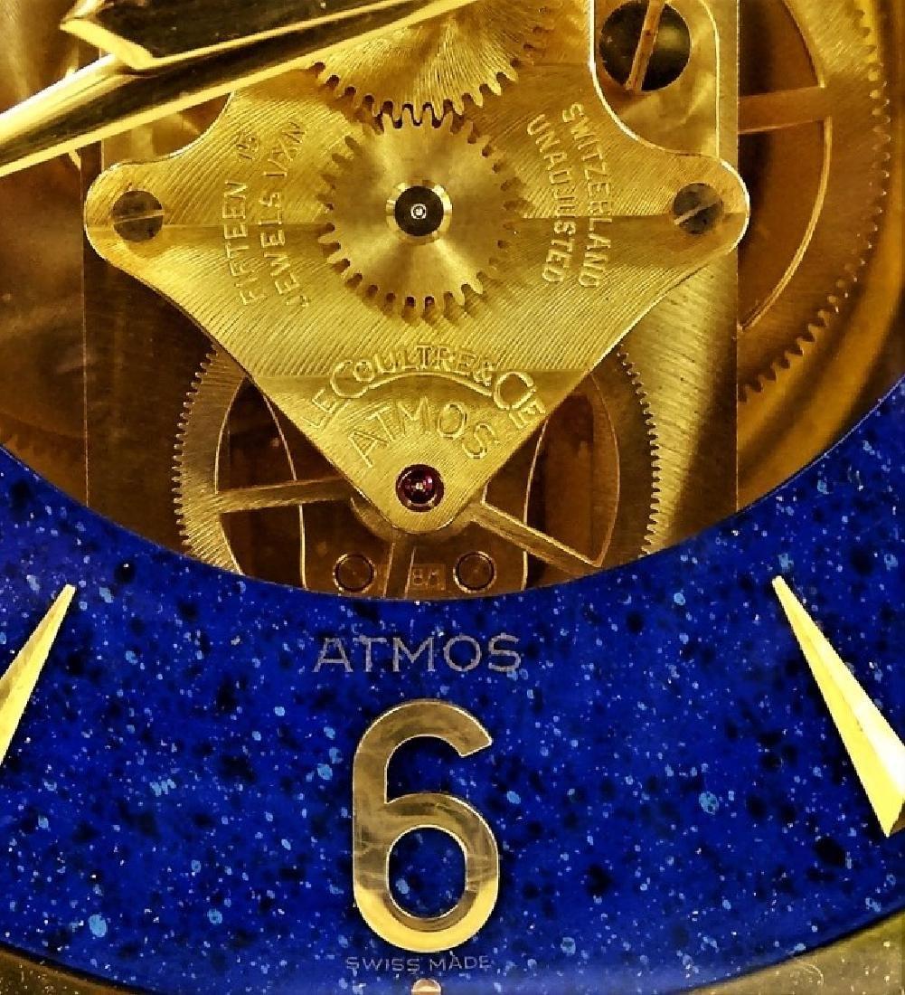 VTG JAEGER LECOULTRE 'ATMOS' MANTEL CLOCK - 5