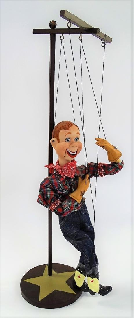 Howdy Doody 50th Anniversary Marionette
