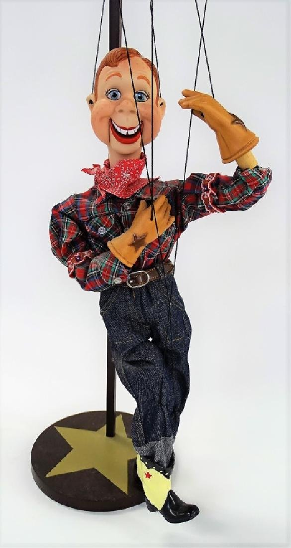 Howdy Doody 50th Anniversary Marionette - 2