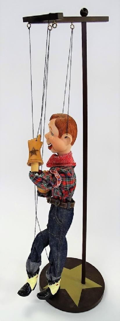 Howdy Doody 50th Anniversary Marionette - 3