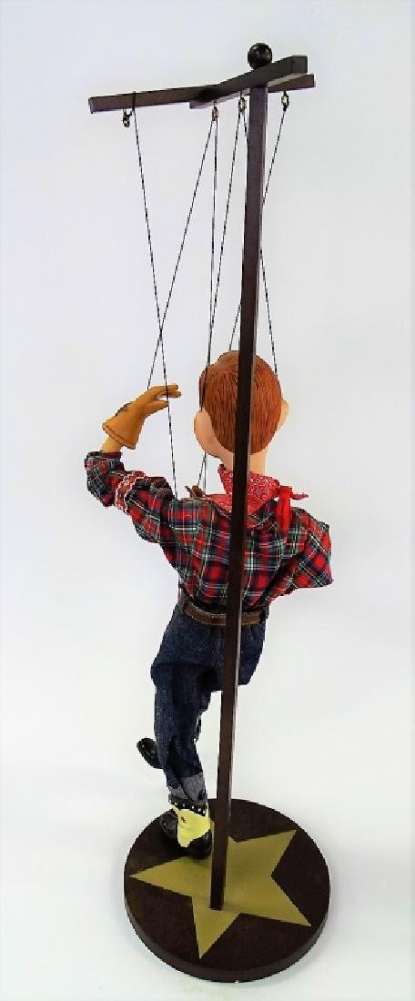 Howdy Doody 50th Anniversary Marionette - 4