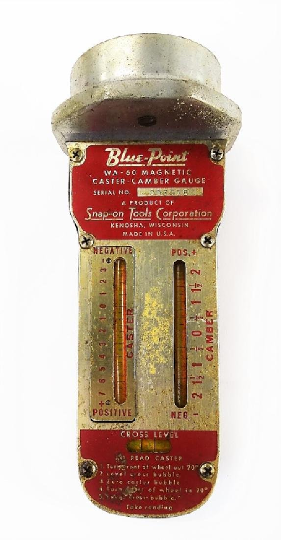 BLUE POINT CASTER CAMBER GAUGE BY SNAP ON TOOLS CO - 3