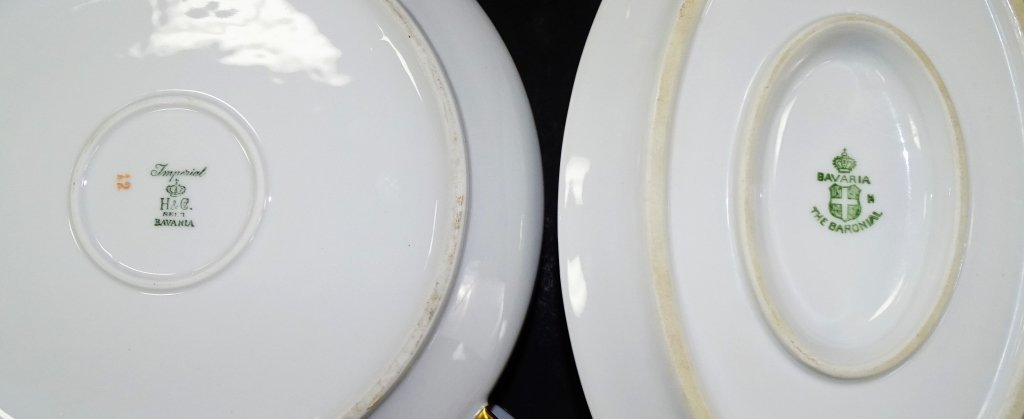 63PC COALPORT 'HAZELTON' PARTIAL DINNER SERVICE - 5