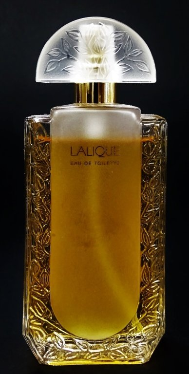 LALIQUE EAU DE TOILETTE PERFUME BY LALIQUE