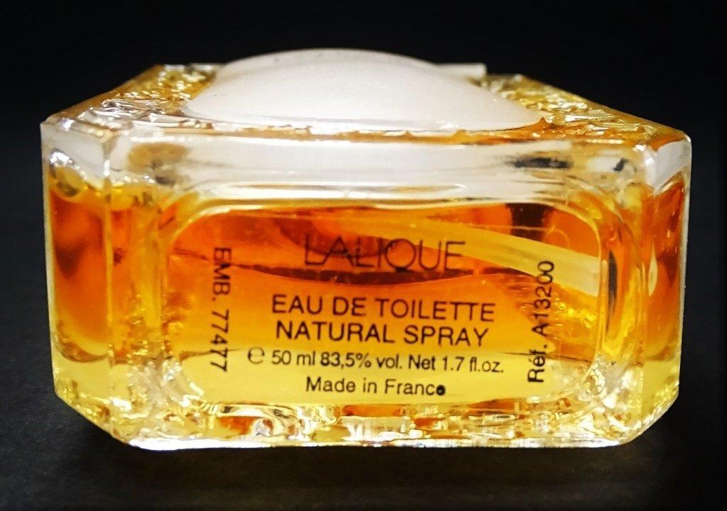 LALIQUE EAU DE TOILETTE PERFUME BY LALIQUE - 3