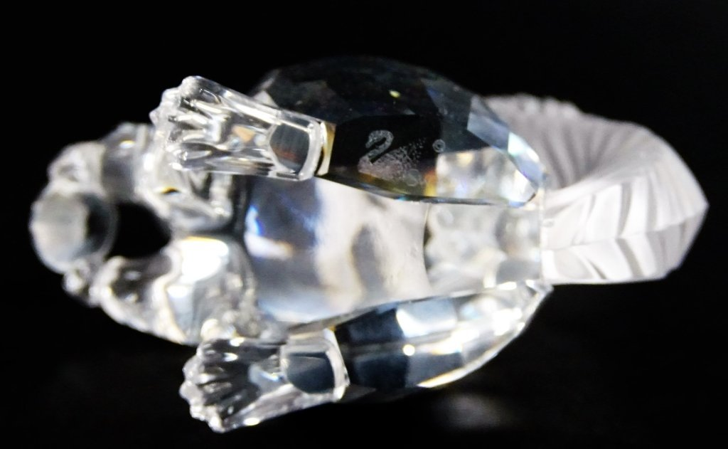 SWAROVSKI CRYSTAL SCS 10TH ANNIVERSARY SQUIRREL - 4