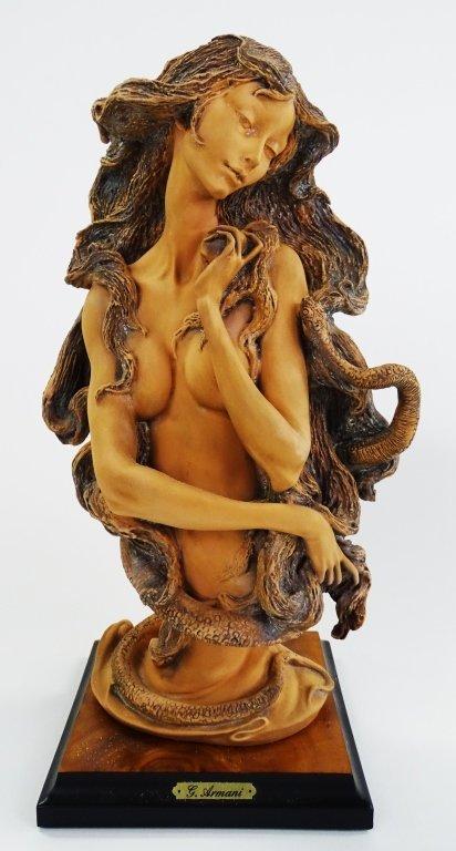 GIUSEPPE ARMANI FIGURINE EVE & THE FORBIDDEN FRUIT