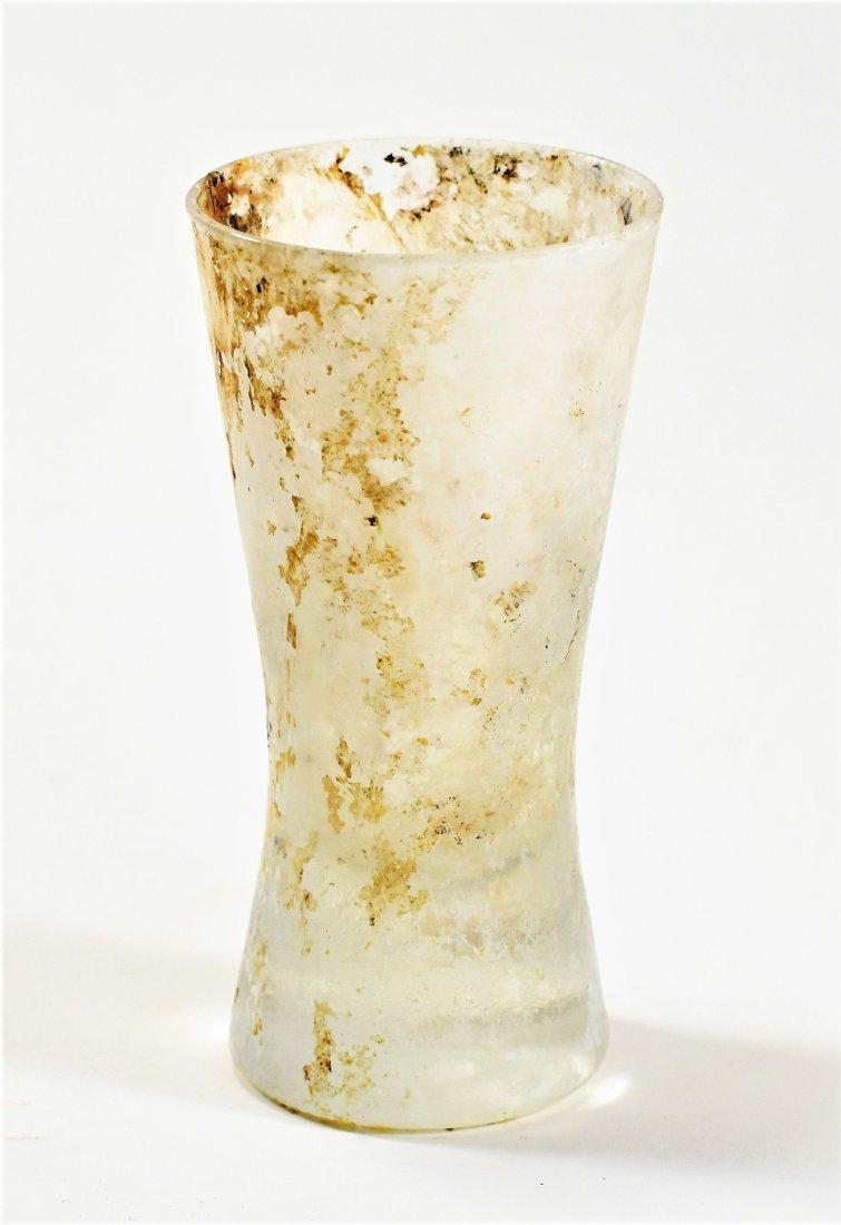 A Byzantine Glass Beaker - 2