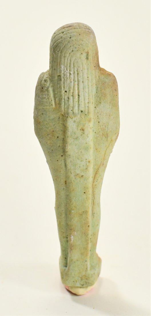 An Egyptian Faience Ushabti - 3