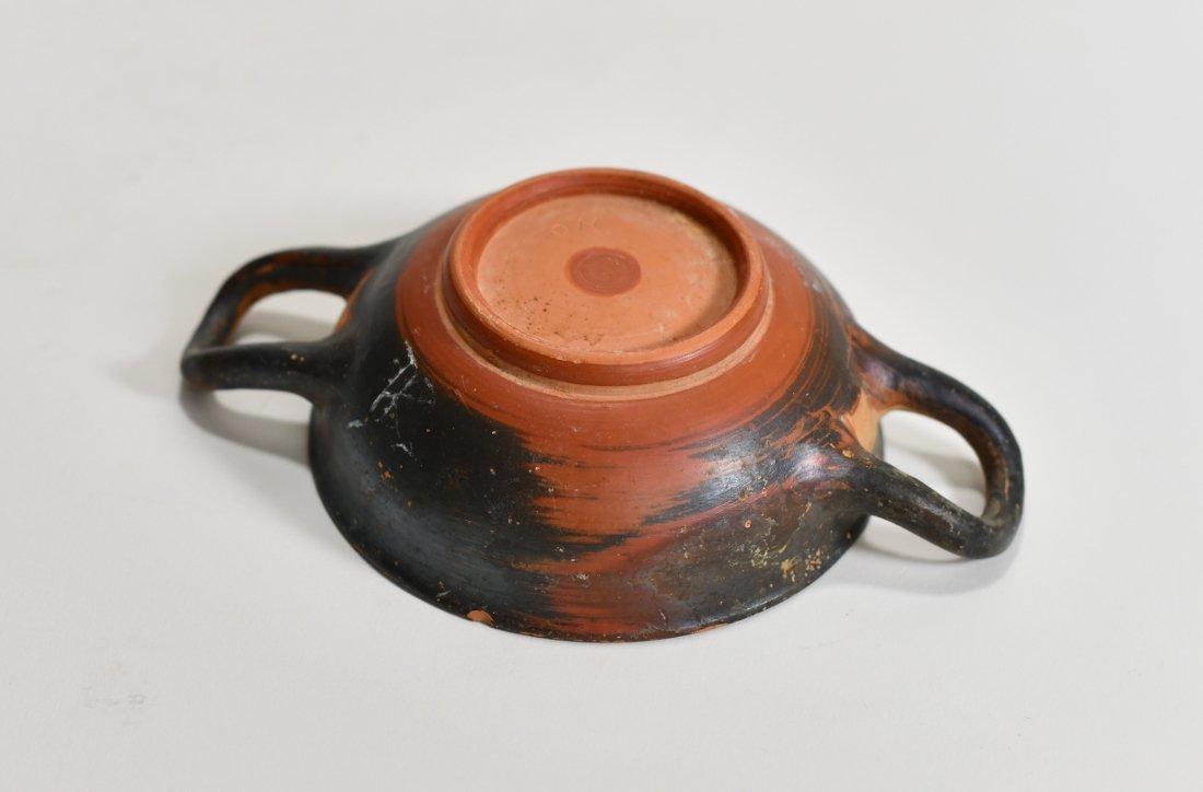 A Greek Pottery Skyphos - 4