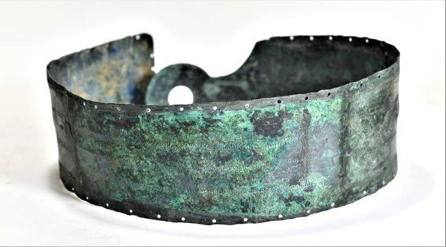 An Uruartian Bronze Belt