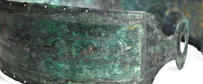 An Uruartian Bronze Belt - 5