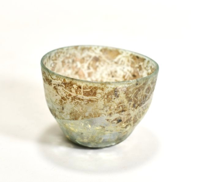 A Roman Glass Cup