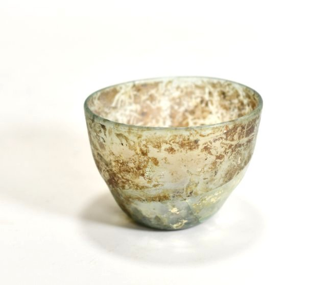A Roman Glass Cup - 2