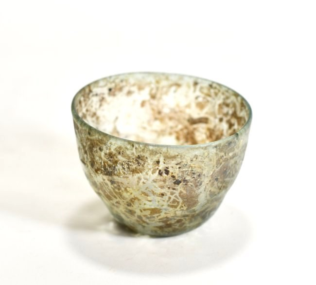 A Roman Glass Cup - 3