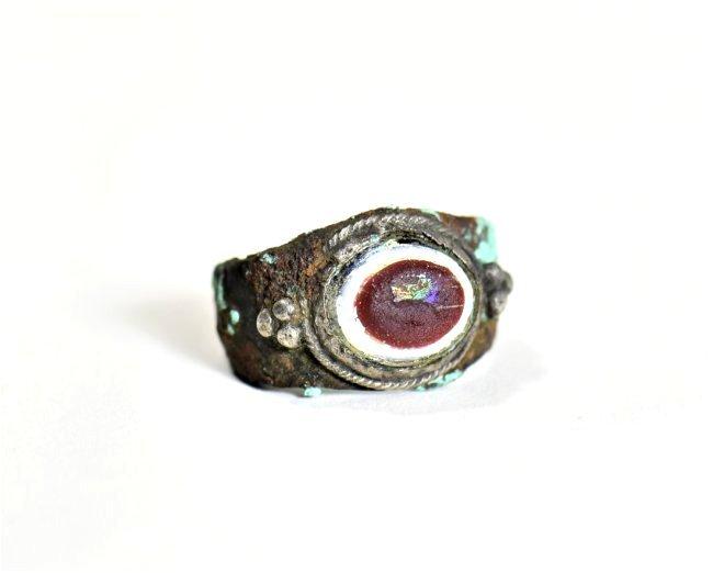 A Roman Silver Ring