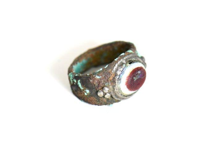 A Roman Silver Ring - 5