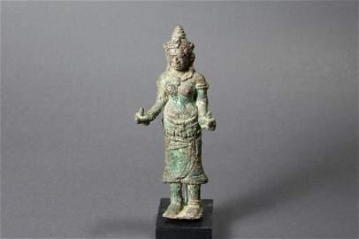 APHRODITE AUCTION #3- FIGURE OF A STANDING UMA