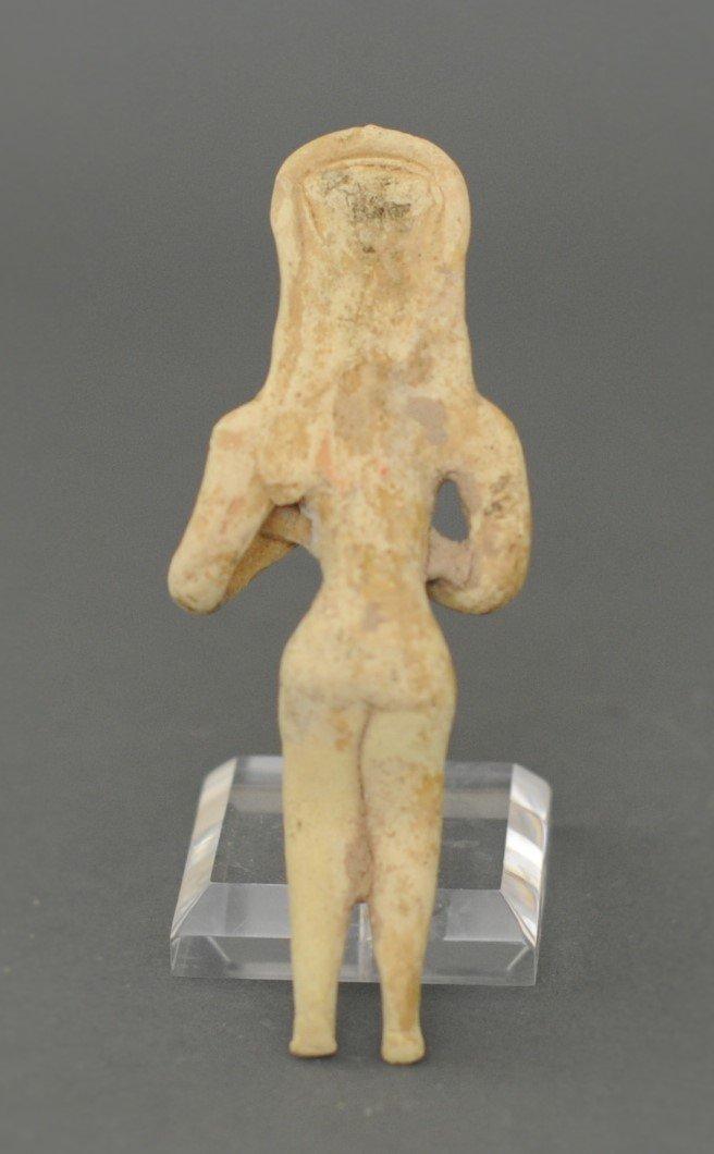 Indus Valley Terracotta Fertility Goddess - 2