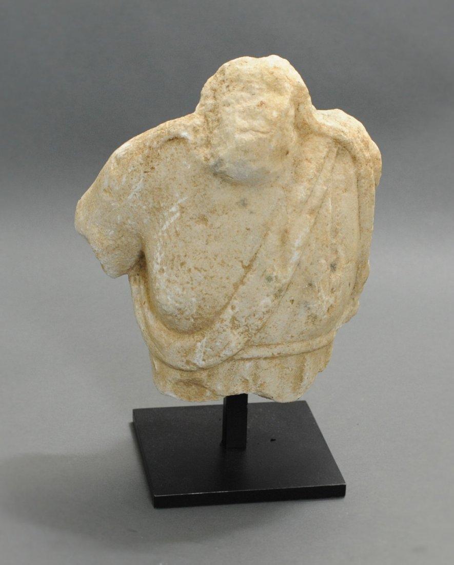 A Roman Marble Male Torso