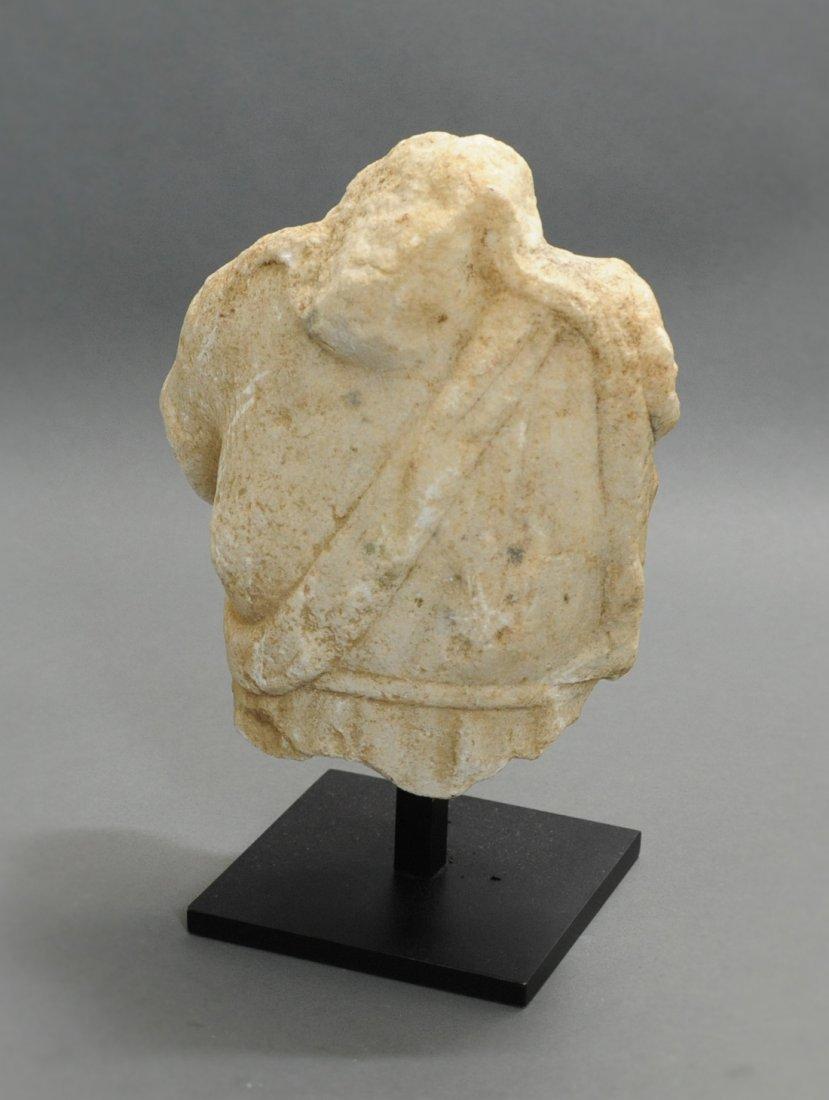 A Roman Marble Male Torso - 2