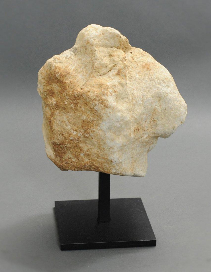 A Roman Marble Male Torso - 3