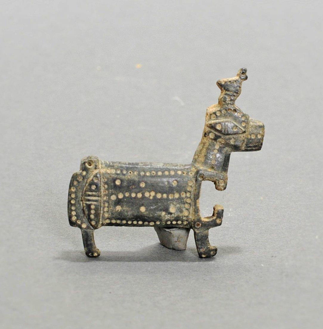 A Villanovan Bronze Animal