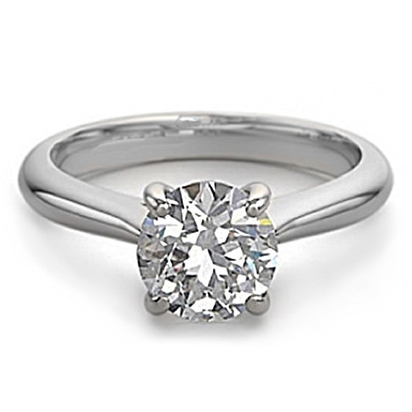 14K White Gold Jewelry 1.0 ctw Natural Diamond