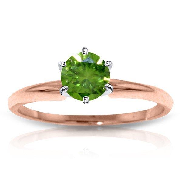 Genuine 0.50 ctw Diamond Anniversary Ring Jewelry 14KT