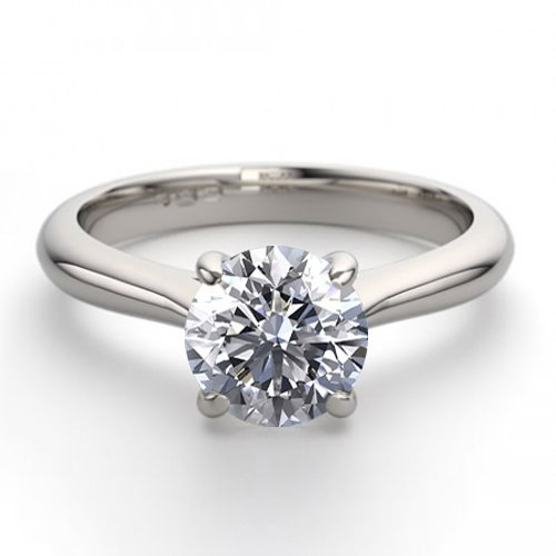 18K White Gold Jewelry 0.83 ctw Natural Diamond