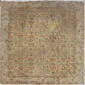 Roomsize Handmade Persian Pattern Wool Rug