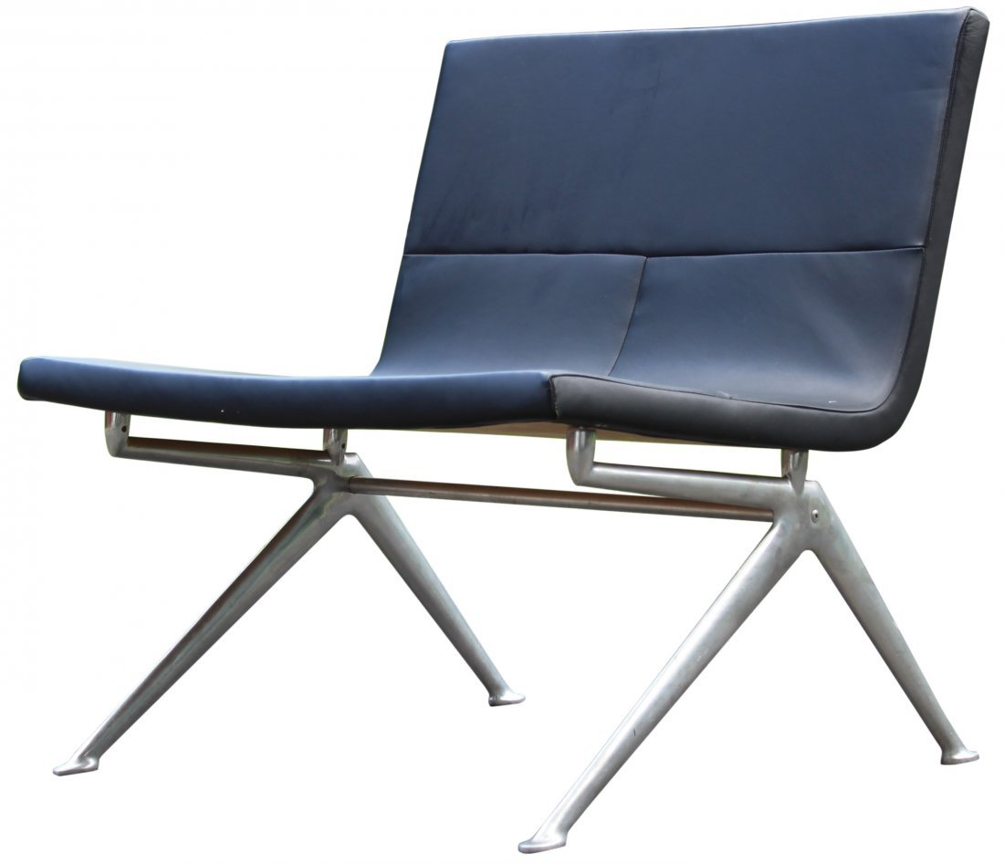 Mid Century Modern Scoop Chair Bent Wood